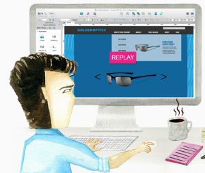 Interactive Wireframe Software   Mockup Tool   Axure