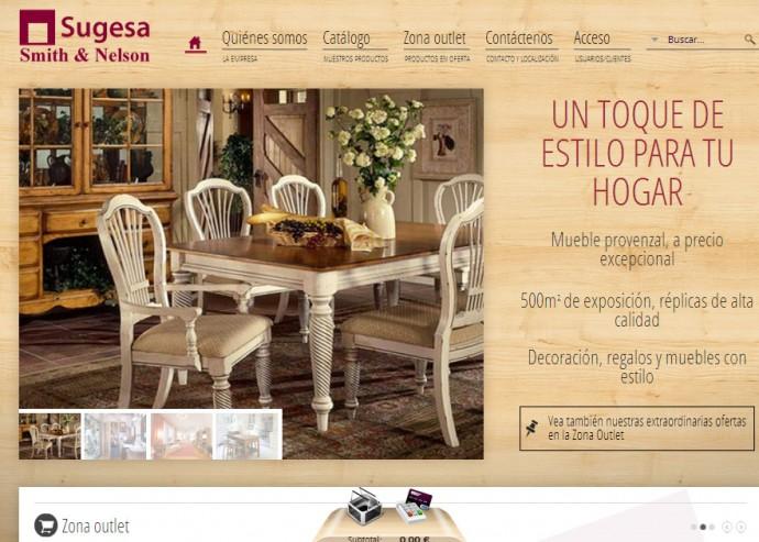 Diseño Web Joomla. Sugesa